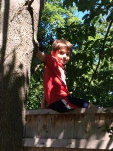going outside play Providence Moms Blog