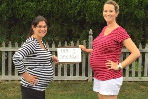 pregnancy best friend Providence Moms Blog