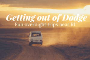 Fun local road trip RI Providence moms blog