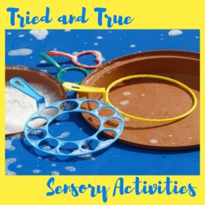 Tried and True Sensory Activities for kids Providence Moms Blog