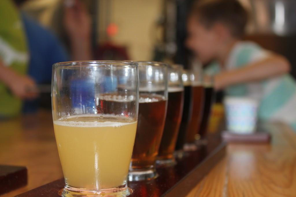 Providence Rhode Island Brewery Kids