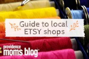 Etsy Providence Moms Blog