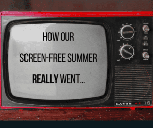 screen-free summer Providence Moms Blog