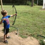 I Went to the Woods: A Day with the Boy Scouts