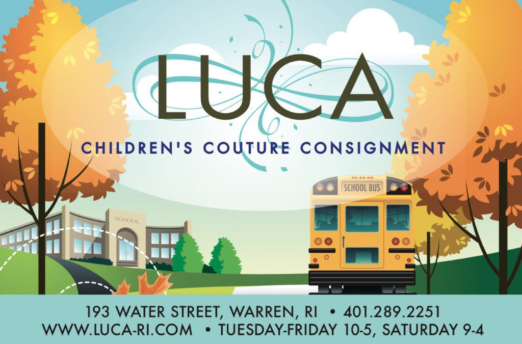 back to school shopping Luca Boutique
