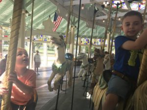 carousel crawl Providence Moms Blog