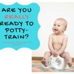Are You Really Ready to Potty-Train?