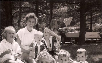camping then now Providence Moms Blog