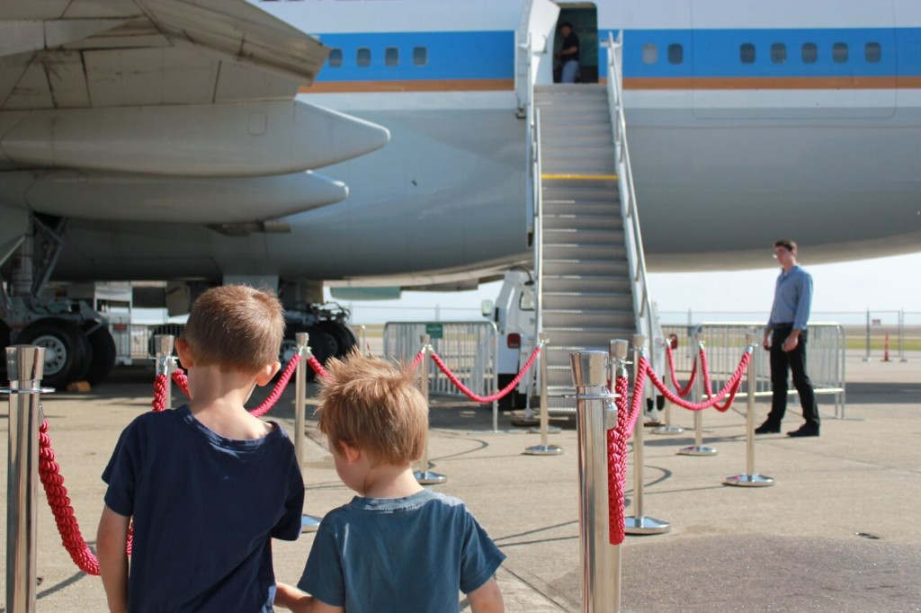 Air Force One Experience Rhode Island Providence Moms Blog