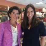 On Motherhood and Community: an Interview with Governor Gina Raimondo