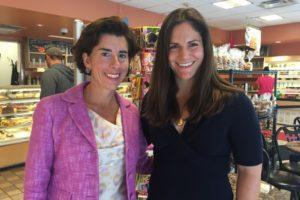 Interview Governor Gina Raimondo Mother Providence Moms Blog