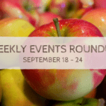 PMB's Weekly Events Roundup {September 18-24}