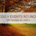 PMB's Weekly Events Round Up {September 24-October 1}