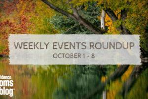 weekly roundup October 1 October 8