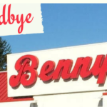 Goodbye, Benny's… {Guest Post}