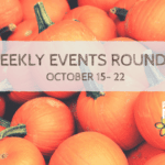 PMB's Weekly Events RoundUp {October 15-22}