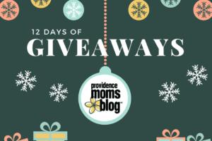 12 Days of Giveaways Providence Moms Blog