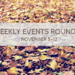 PMB's Weekly Event RoundUp {November 5-12}