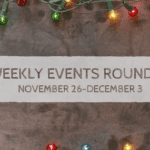 PMB Weekly Event RoundUp {Nov 26-Dec 3}