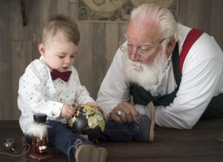 grounded holiday traditions Providence Moms Blog