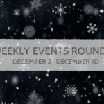 PMB Weekly Event RoundUp {Dec 3- Dec 10}