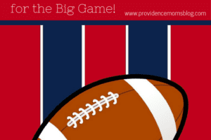 Super Bowl Patriots Party Providence Moms Blog