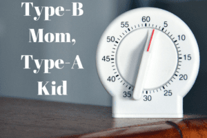 type b type a personality personalities Providence Moms Blog