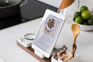 tech gadgets taking over kitchen Providence Moms Blog