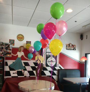 interior of Mel's Downtown Creamery Providence Moms Blog