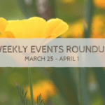 PMB Weekly Event RoundUp {March 25- April 1}