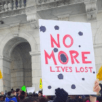 Why I Walked Out: A Middle Schooler's Experience at the Rally Against Gun Violence