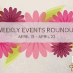 PMB Weekly Event RoundUp {April 15 – April 21}
