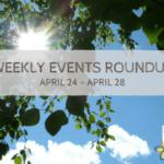 PMB Weekly Event RoundUP {April 24 – April 28}