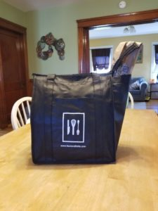 cooler bag from Feast and Fettle Providence Moms Blog