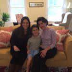 A Special Mother's Day Visit with Governor Gina Raimondo
