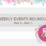 PMB Weekly Event RoundUp {May 6 – May 11}