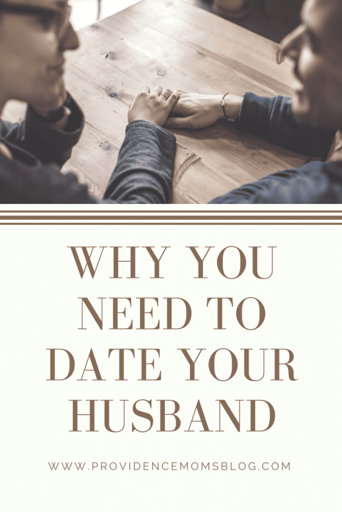 how to start dating my husband again