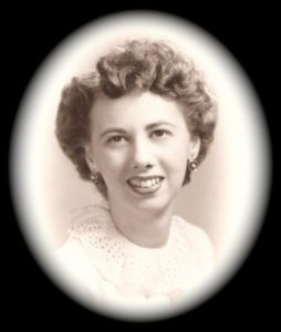 portrait of woman 1950s Providence Moms Blog