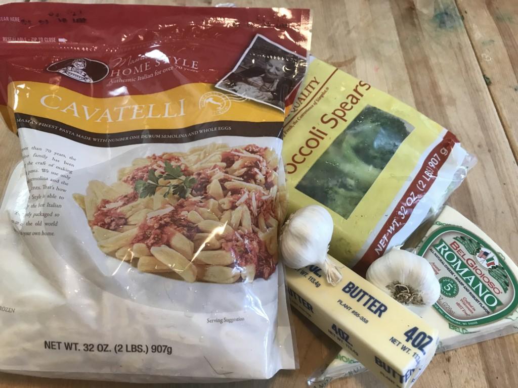 groceries for dinner Providence Moms Blog