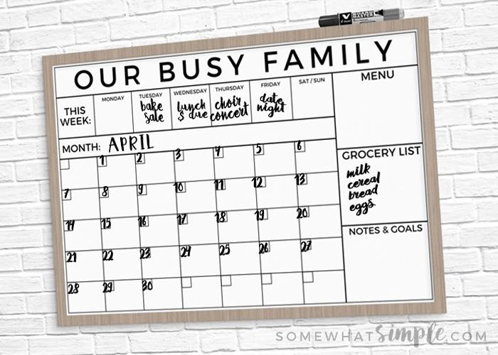 busy-family-plain-font