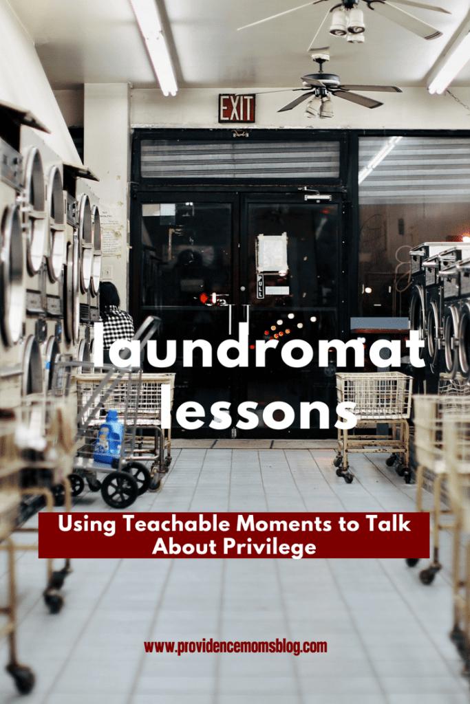 empty laundromat Providence Moms Blog