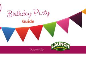 Rhode Island Birthday party venue