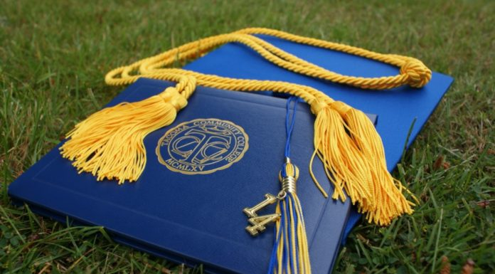 high school diploma and tassels Providence Moms Blog