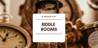 Rhode Island riddle room indoor play