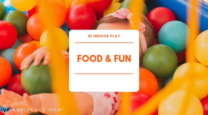 Indoor play Rhode island fast food playspace