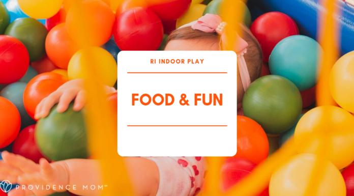 Indoor play Rhode island fast food playspace