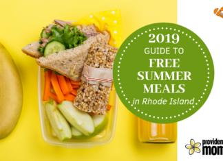 Free Summer Meals in Rhode Island