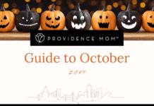 October Events Rhode Island