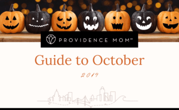 October Events Rhode Island