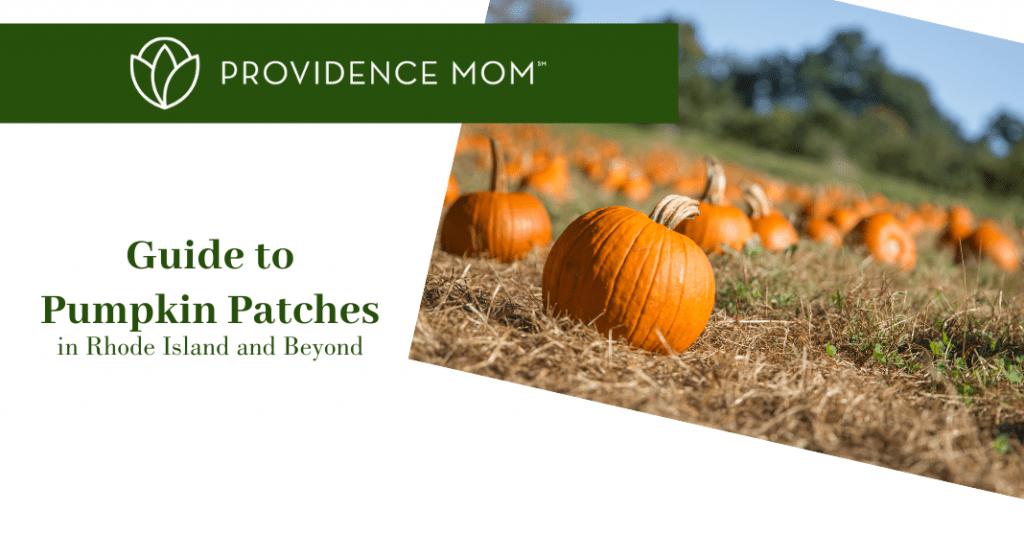 RI pumpkin patches